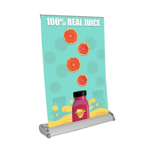 Mini Tabletop Retractable Banners