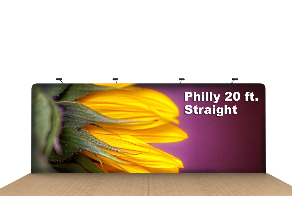 Philly 20' x 89