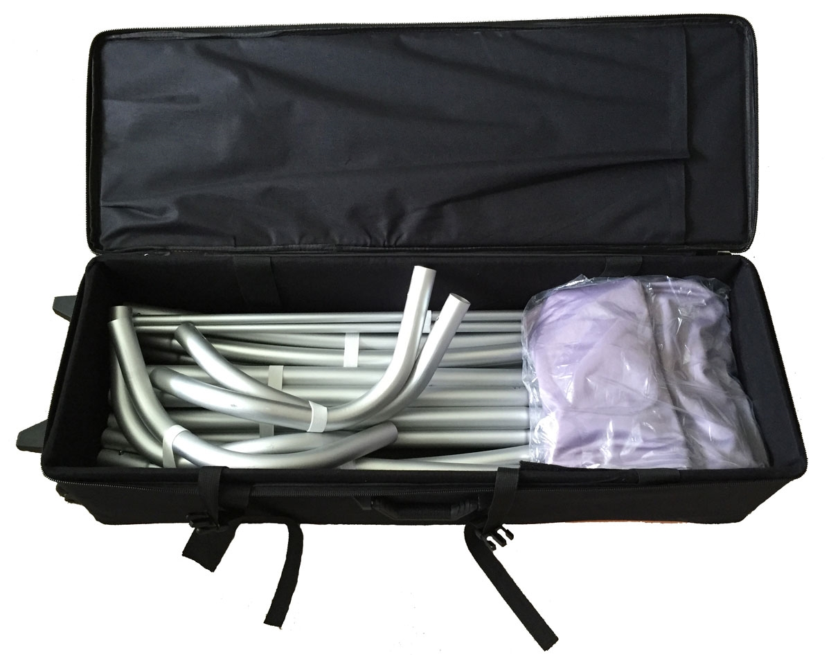 Black Travel Case for Philly 8 ft and 10 ft.