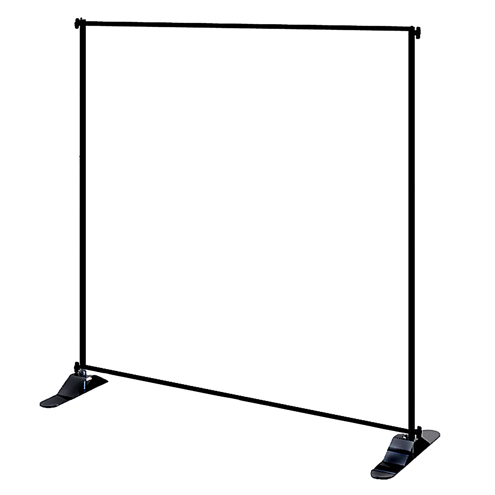 Mighty Banner Display - Large Tube Hardware Only