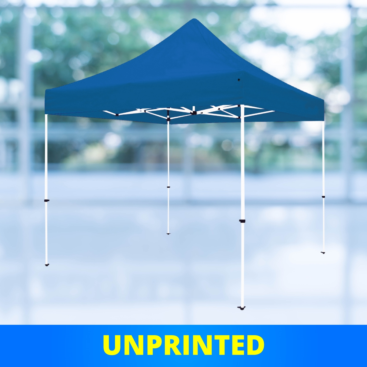 10 x 10 Select Canopy 30mm Square Steel Frame Tent - Unprinted